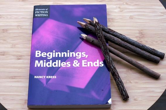 Hur skriver man början, mitten och slutet?