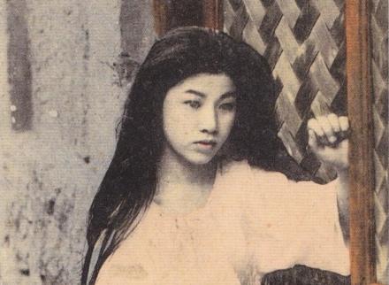 Fotot bakom Tsukiko