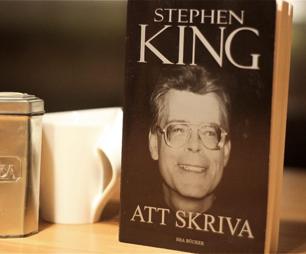 Stephen Kings bästa tips