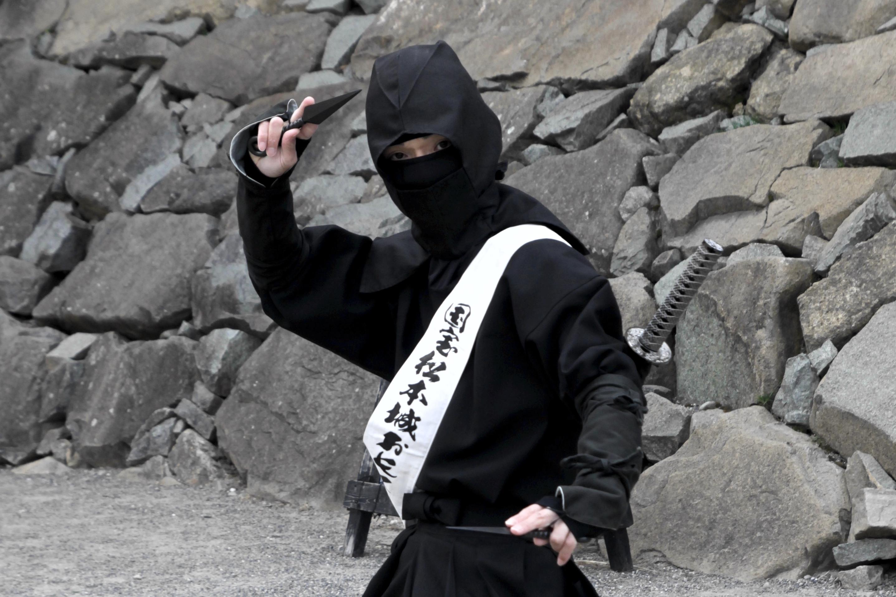Shinobi – mina farligaste karaktärer